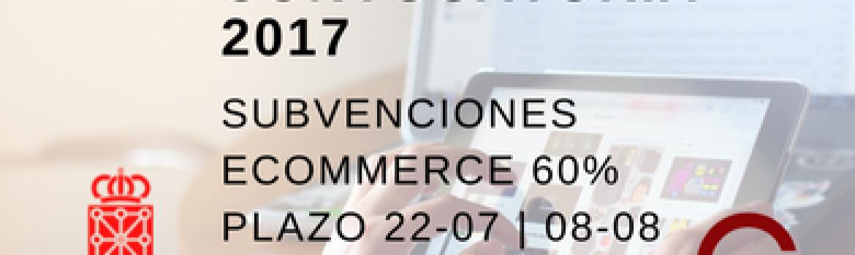 Subvenciones en navarra comercio electrónico 2017
